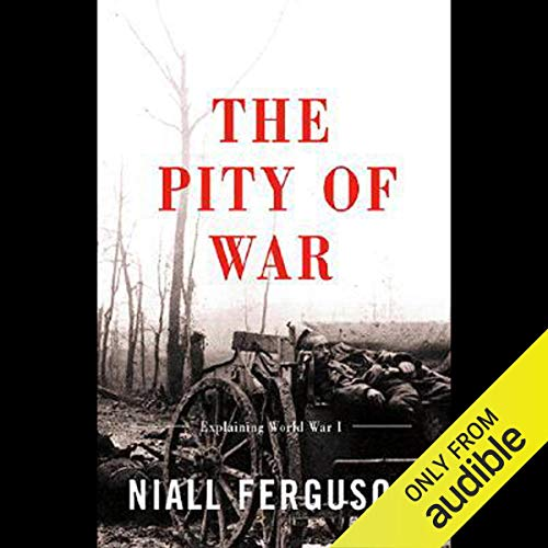 The Pity of War cover art
