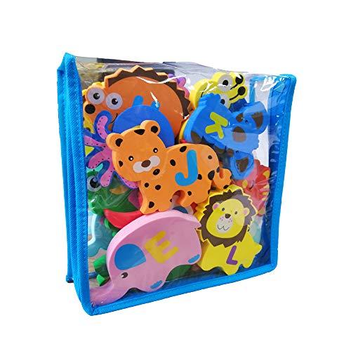 UMat Foam Bath Toys Educational 26pcs Alphabet -Extra Large Baby...