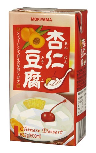 MORIYAMA 杏仁豆腐 500ml