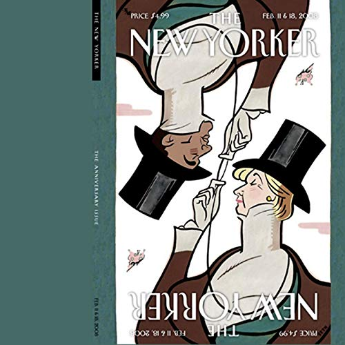 Couverture de The New Yorker (February 11 & 18, 2008), Part 1