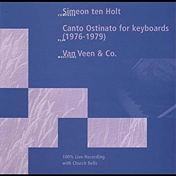 Canto Ostinato for two pianos and two marimbas