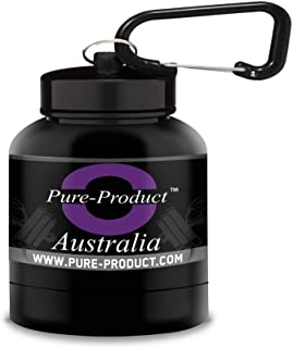 Pure Product Australia Protein Funnel Keychain Container, 100 grams