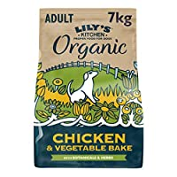 Nutritionally complete, grain free and natural dry food for adult dogs (4 months +) Full of protein and prepared with: 40 Percent chicken Nutritionally complete, organic and natural dry food for adult dogs (4 months +) Full of protein and prepared wi...
