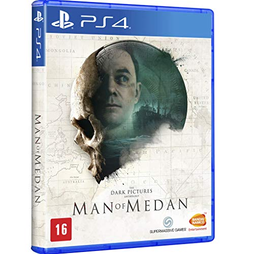 The Dark Pictures Man Of Medan - PlayStation 4