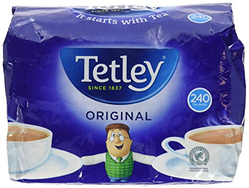 TATA Global Beverages GB Ltd, UK -  Tetley Schwarzer Tee