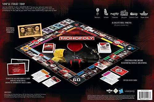Monopoly: It (Ça) - 1