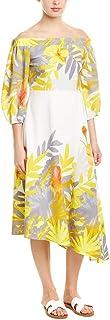 Donna Morgan womens ASYMMETRICAL OFF THE SHOULDER DRESS Dress