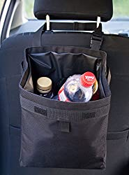 Car Trash Can - Premium Waterproof Litter Garbage Bag