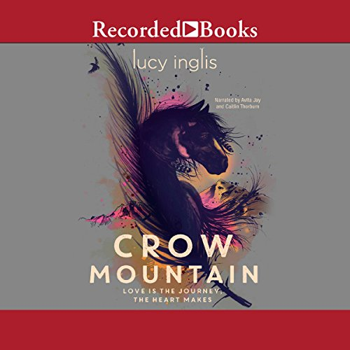 Crow Mountain audiobook cover art