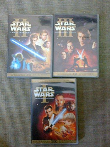 Star Wars: Episodio II - El Ataque De Los Clones [DVD]