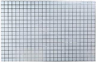 ملصقات جدارية لاصقة ذاتية اللصق مصنوعة من الرقائق المعدنية لتزيين المطبخ مقاس 70 × 45 سم من تشوجيان لتزيين الجدران وغرفة ا...