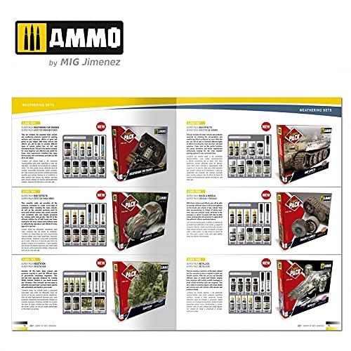 『アモ AMMO カタログ 2021年 プラモデルカタログ AMO-8300』の8枚目の画像