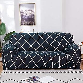 Deejay Spandex & Polyester Fabric | Super Stretchable | Flexible| Non-Slip| Big Elasticity| Perfect Size Sofa Cover Slipco...