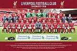 Fußball - Poster - Liverpool, FC - Team Photo 17/18 +