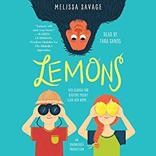 Lemons audiobook cover art