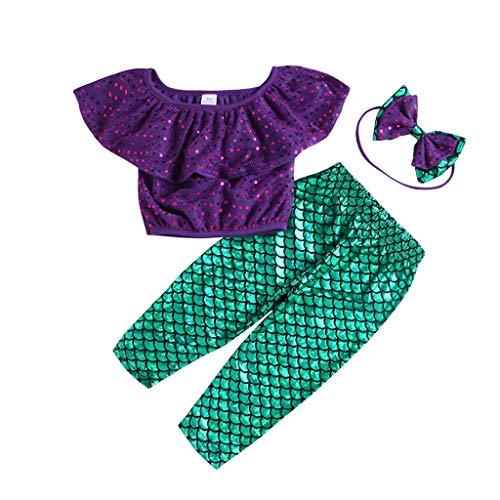 2 Stück Weich Kleinkind Säugling Baby(6M-4Y) Mädchen Beiläufig Blumen Drucken Kleider Set Lange Ärmel Tops + Hose Outfits