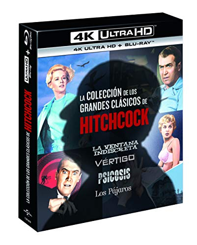 Pack Alfred Hitchcock Cla