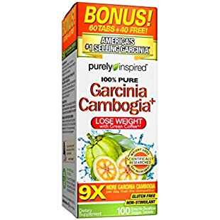 Purely Inspired Pure Garcinia Cambogia