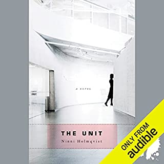 The Unit  audiobook cover art