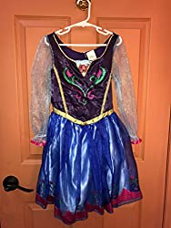 Frozen Frozen Fever 2 in 1 Costume Set