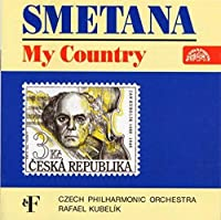 My Country by SMETANA / DVORAK / SKROUP (1998-11-01)