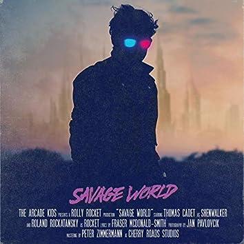 Savage World (feat. Shenwalker)
