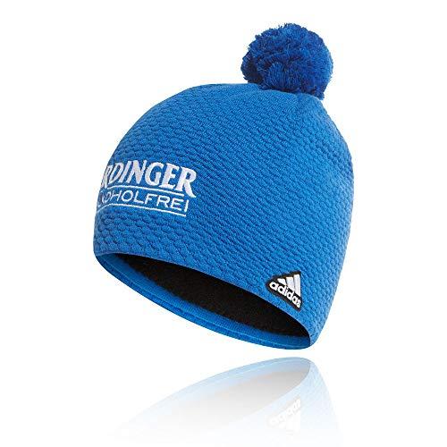 adidas Herren E Warme Mütze, Blue, OSFM, FQ5454