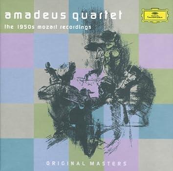 Amadeus Quartet - The 1950s Mozart Recordings