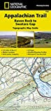Appalachian Trail, Raven Rock to Swatara Gap [Pennsylvania] (National Geographic Topographic Map Guide, 1506)