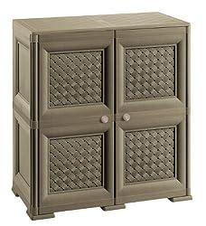 gartenschr nke aus kunststoff pflegeleichte schr nke f r drau en. Black Bedroom Furniture Sets. Home Design Ideas