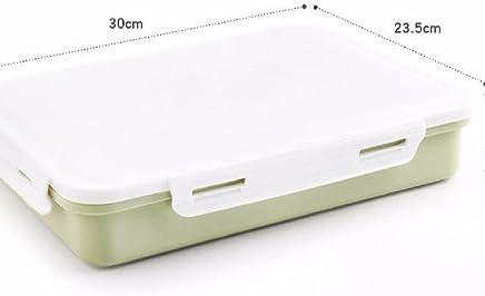 SDKKY 304 Edelstahl Unterraster Isolierung Boxen, Mikrowelle-Lunch-box B06WP9LBRH | Schönes Aussehen