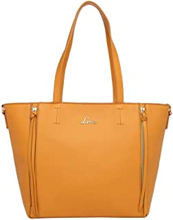 Lavie Ibtisam Women's Tote Bag (Ochre)