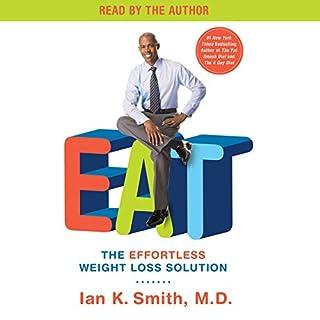 EAT audiobook cover art