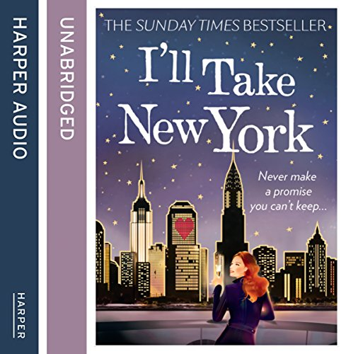 Couverture de I'll Take New York