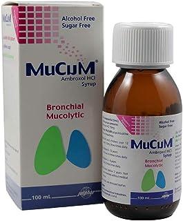 Mucum 15 mg/5 mL Syrup 100 mL