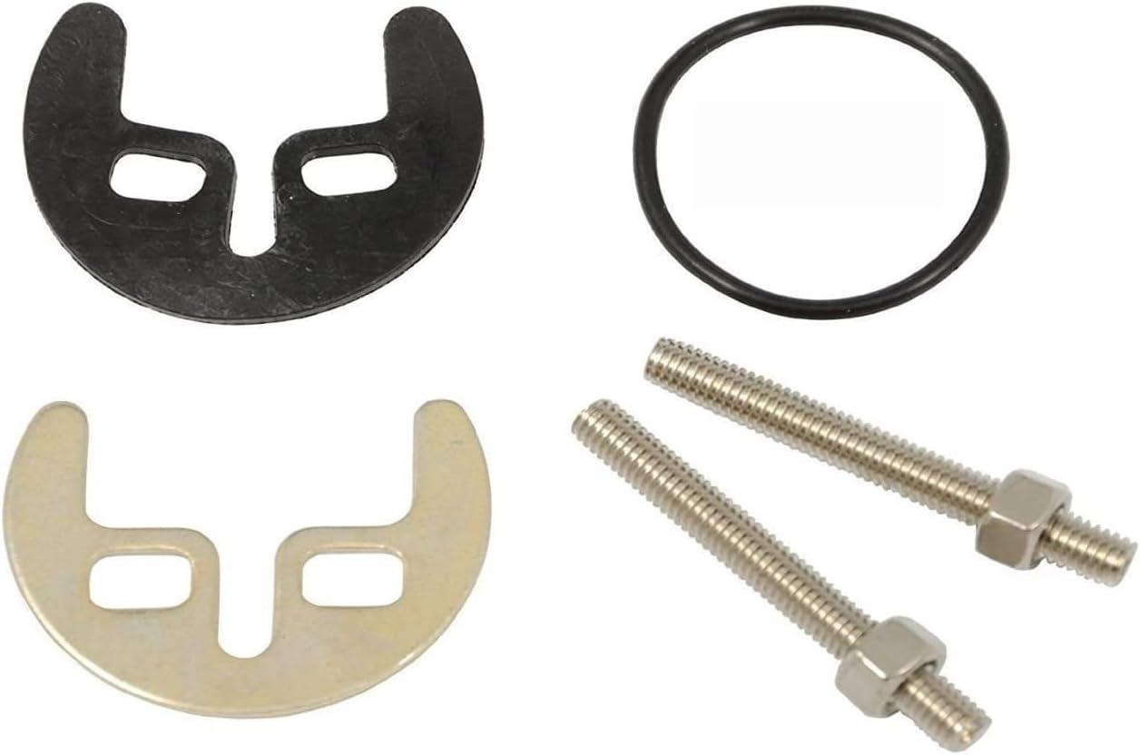 Monobloc - Kit de soporte para grifo mezclador de lavabo y fregadero