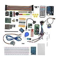 DIY RFID基本スターターキットRFIDスターターキット高品質DIYステッパーモーター学習モジュールセット収納ボックス