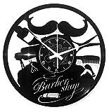 Instant Karma Clocks - Reloj para peluquería, peluquería o barbería de Hombre, Accesorios para el Pelo, Barba