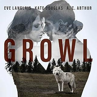 Growl audiobook cover art