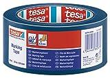 TESA 60760-00098-15 60760-00098-15-Cinta Señalización temporal serie 60760-33m x 50mm Azul, Not_applicable, No aplica