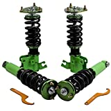 Complete Coilovers Suspension for Nissan Silvia S13 180SX 89-98 200SX 1989-1993 Suspension Coil Spring Shock Strut