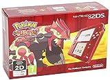 Nintendo 2DS - Consola, Color Transparente Rojo + Pokémon Rubí Omega...