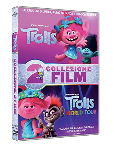 Trolls Collec.1-2 (Box 2 Dv)