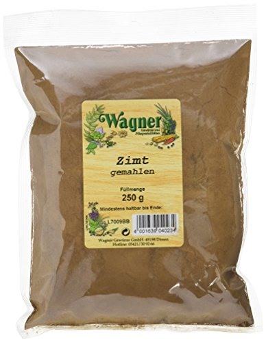 Wagner Gewürze Zimt gemahlen (1 x 250 g)