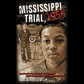 Mississippi Trial, 1955 audiobook cover art