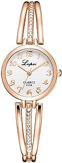 wall clock, Women's Wrist Watches Ladies Series Girls Watch Female for Women Women's Watch Classic Alloy Steel Belt Watch ...