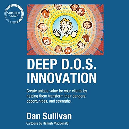 Deep D.O.S. Innovation cover art