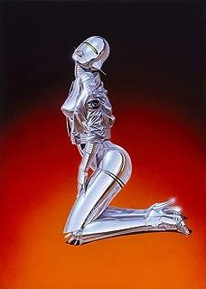 sorayama robot poster