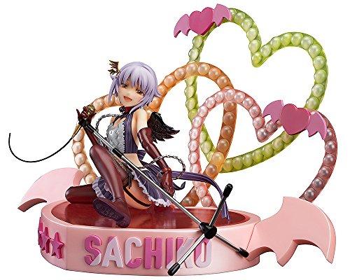 Phat Idolmaster Cinderella Girls: Sachiko Koshimizu PVC Figure (On Stage Edition) (1:8 Scale)