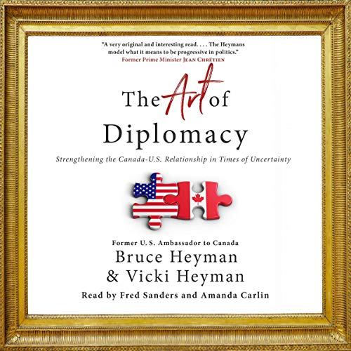 Page de couverture de The Art of Diplomacy